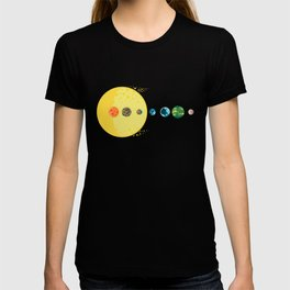 Trappist System T-shirt