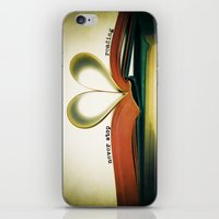 read iPhone & iPod Skins featuring Read by Lawson Images
