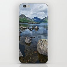 Wastwater English Lake District iPhone & iPod Skin