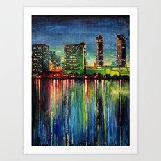 San Diego (3 of 3) Art Print