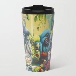 Jungle Debate Travel Mug