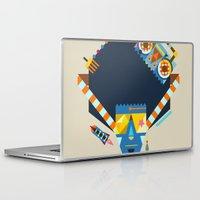 70s Laptop & iPad Skins featuring 70s by Jaye Kang