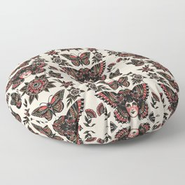 Butterflies Floor Pillow