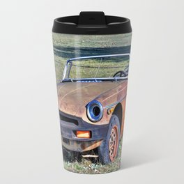 MG B Travel Mug