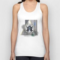 egypt Tank Tops featuring egypt by Gabriele Omar Lakhal