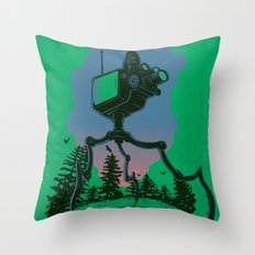 mutant Throw Pillow