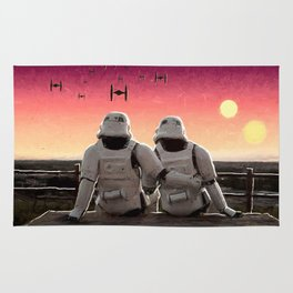Stormtrooper Companion Rug