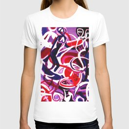FUTURE SHOCK           nby Kay Lipton T-shirt