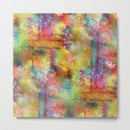 Rainbow Spirit Metal Print
