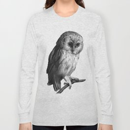 Wise Owl Long Sleeve T-shirt