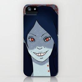 Vampire Queen iPhone Case