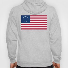 Betsy Ross 1777 Flag, Betsy Ross Flag Symbolism American Victory 1776 Hoody