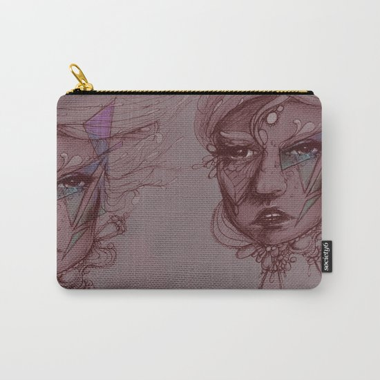 Pearl and Prism Carry-All Pouch