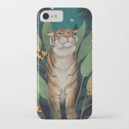 Tiger Grove iPhone Case