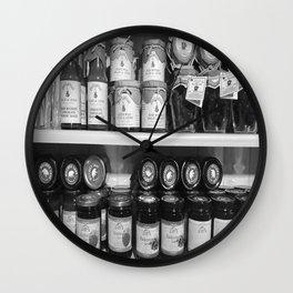 Yum Yum Wall Clock
