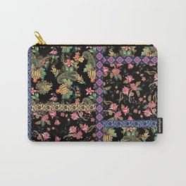 PASTORAL PATCHWORK Carry-All Pouch
