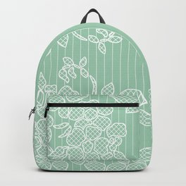 SPRING IN GREEN Backpack