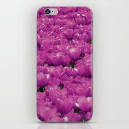 Tulip Sea iPhone Skin