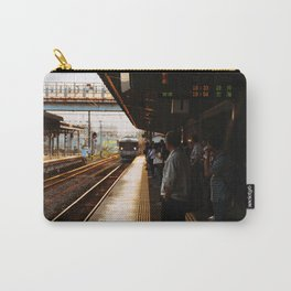 Golden Hour Train Carry-All Pouch