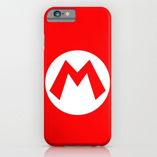 Nintendo Mario iPhone & iPod Case