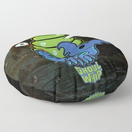 Ghoul Whip™ - Bats Day® 2020 Bats-Tiki™ Floor Pillow