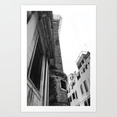 Italy Architecture Art Print
