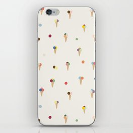 Gelateria iPhone Skin