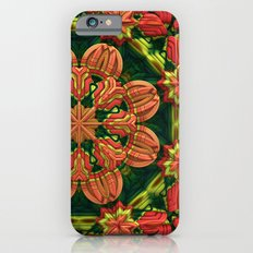 Christmas Wreath Slim Case iPhone 6s