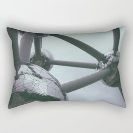 Atomium Rectangular Pillow
