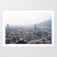 Church of the Holy Spirit Art Print
