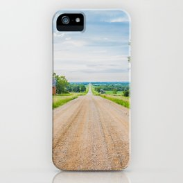 Kongsberg, North Dakota 1 iPhone Case