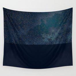 Midnight Winter-PillowCase-2 Wall Tapestry