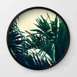 Dreaming of Costa Rica Wall Clock
