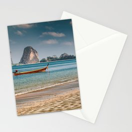 Pak Meng Beach Thailand Stationery Cards