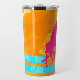 Citric Vibration Travel Mug
