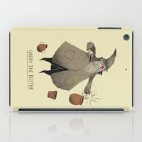 potter iPad Cases featuring the potter. by Louis Roskosch