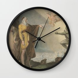 THE TEMPEST Wall Clock
