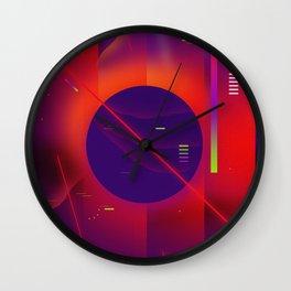 Wild Dreams Wall Clock