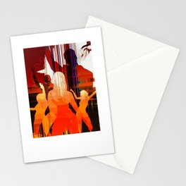 Music 4 Stationery Cards