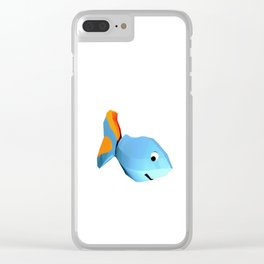 Bobby Clear iPhone Case