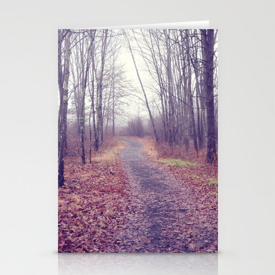 lead me home Stationery Cards