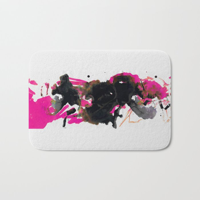 Painting 02 Bath Mat
