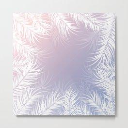 Tropical design 005 Metal Print