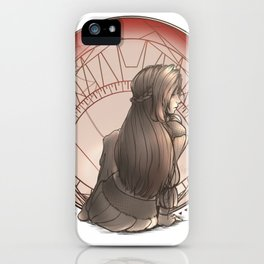 [ StainlessDial Collection - Riev ] iPhone Case