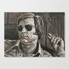 George Jones Canvas Print