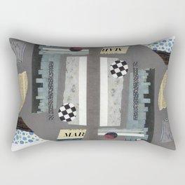 Collage Exp. 2 Rectangular Pillow