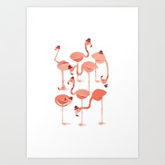 The Funny One Art Print
