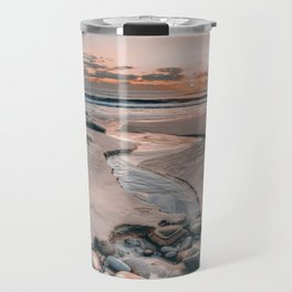 PASTEL SUNSET Travel Mug