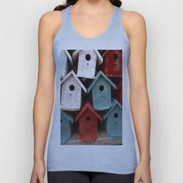 My house is my castle Unisex Tank Top
