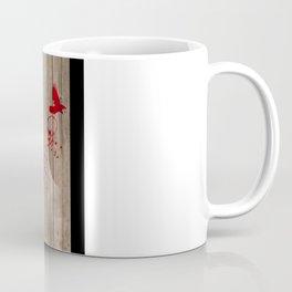 And the birds shall feast... Coffee Mug